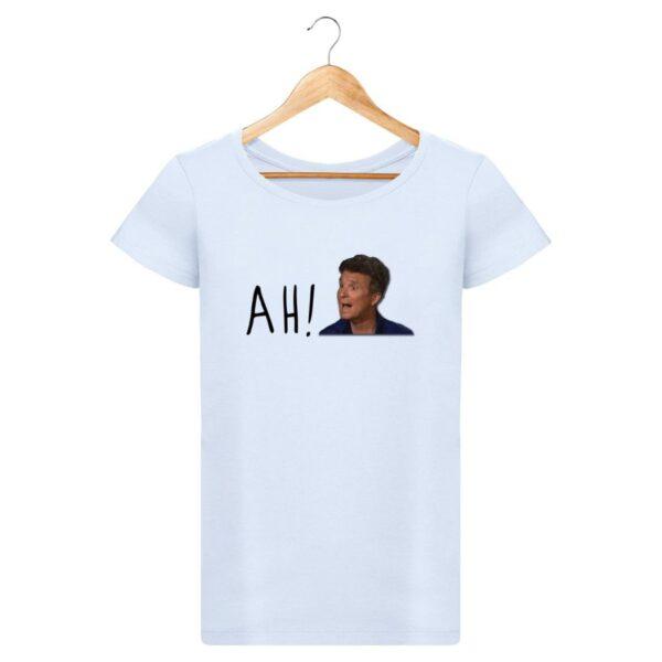 T-Shirt AH! Denis Brogniart – Pour Femme