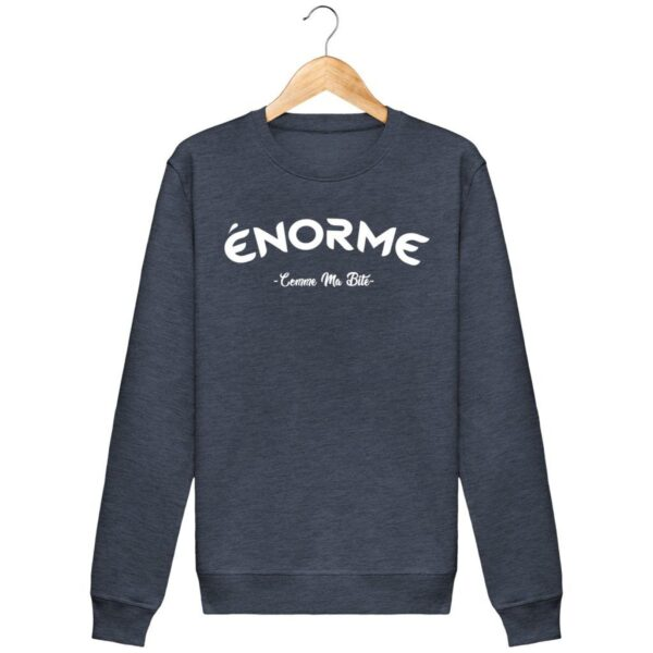 Sweat Enorme, comme ma bite - Homme