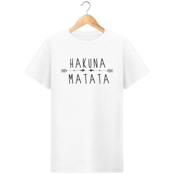 T-Shirt Hakuna Matata - Pour Homme