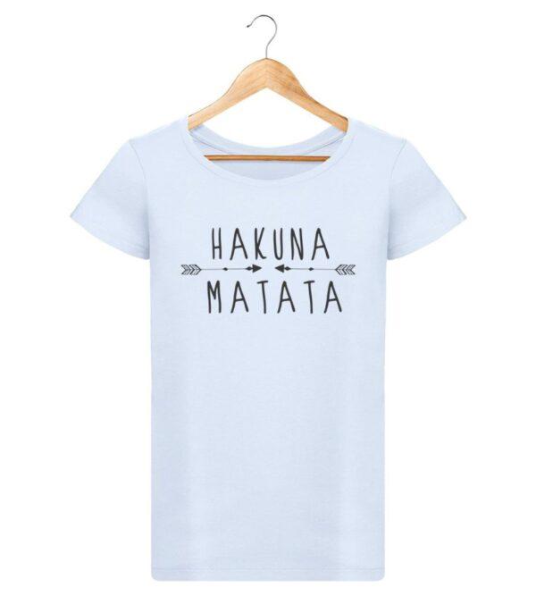 T-shirt Hakuna Matata - Pour Femme