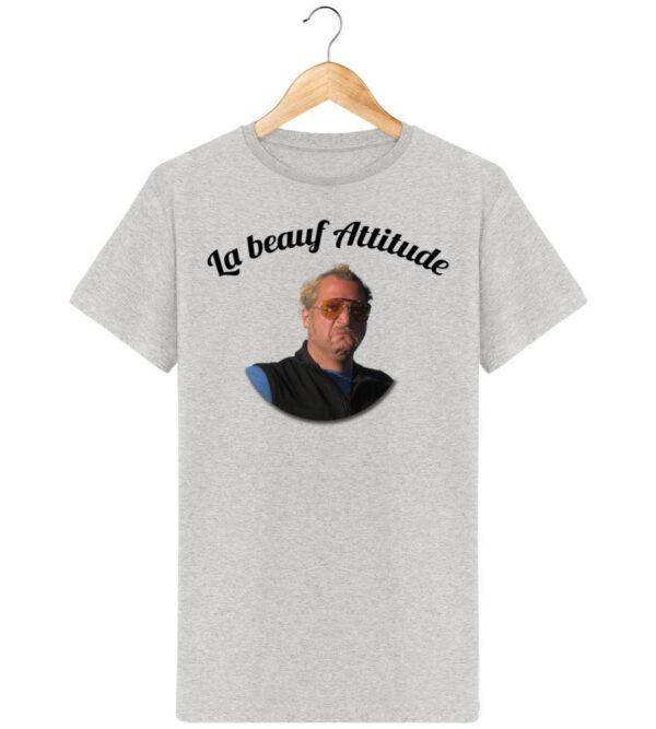T-Shirt La Beauf attitude - Homme