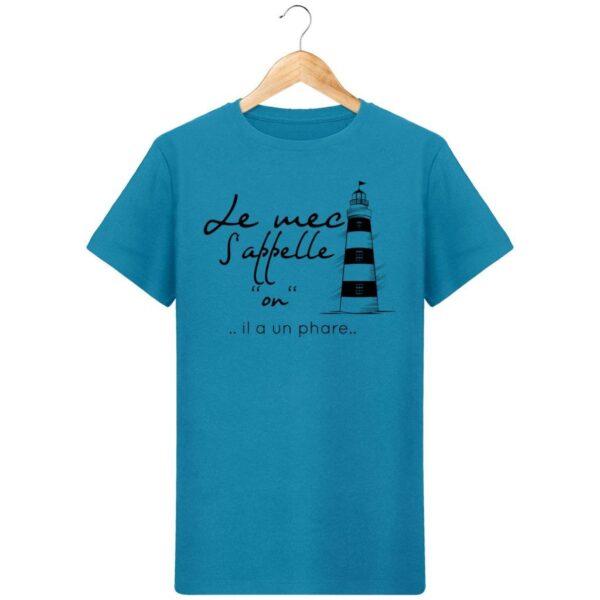 T-Shirt Le phare à On - Pour Homme