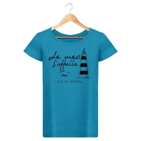 T-shirt Le phare à On - Pour Femme