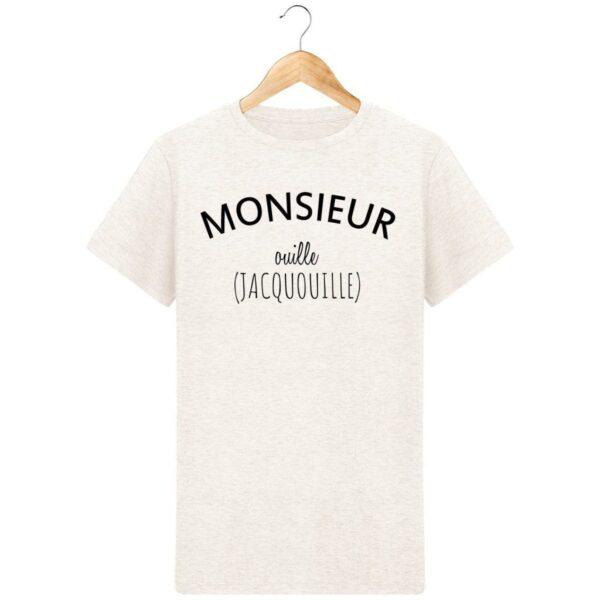 T-Shirt Monsieur Ouille - Pour Homme