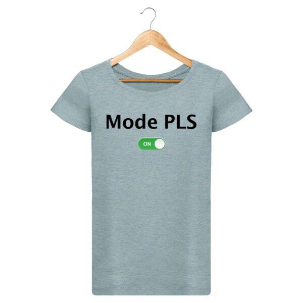 T-shirt Mode PLS On - Pour Femme