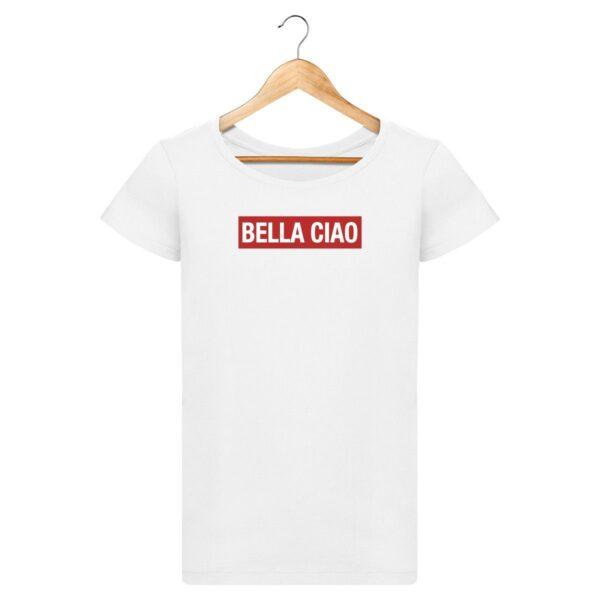T-shirt Bella Ciao - Pour Femme