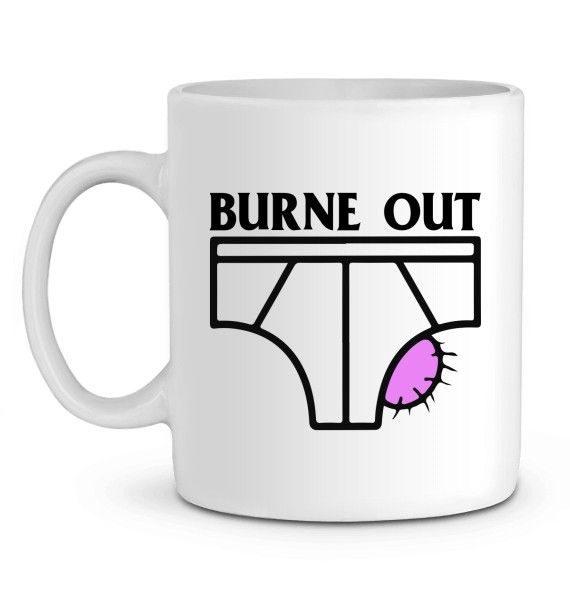 Mug en Céramique Burne Out