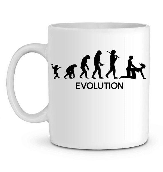 Mug Evolution