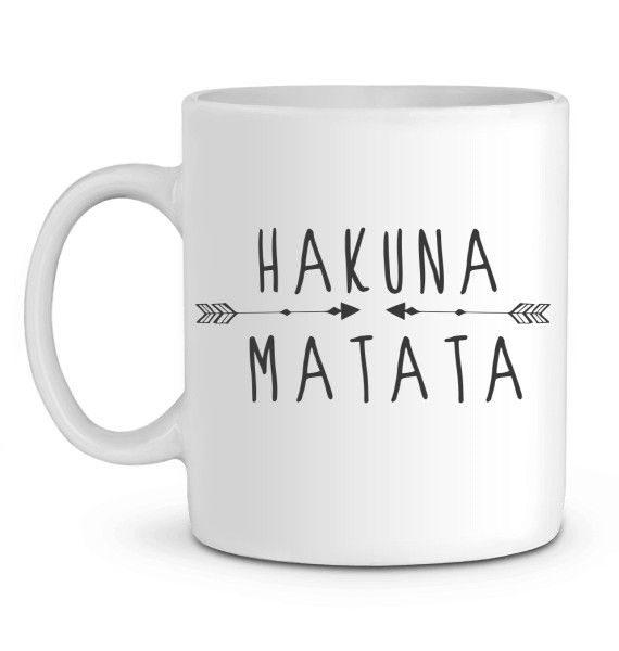 Mug Hakuna Matata