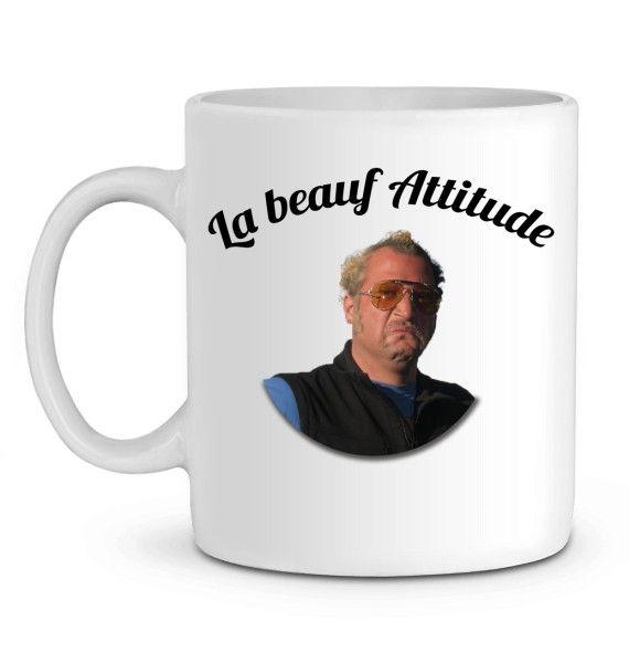Mug en Céramique  La beauf attitude