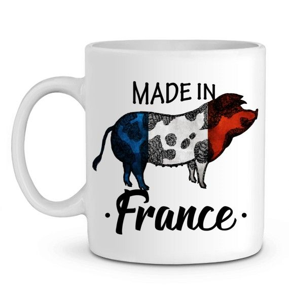 Mug en Céramique Made in France