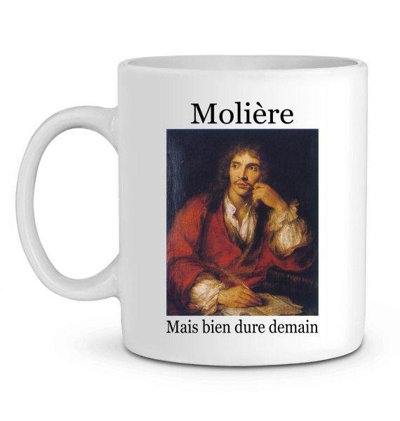 Mug en Céramique Molière