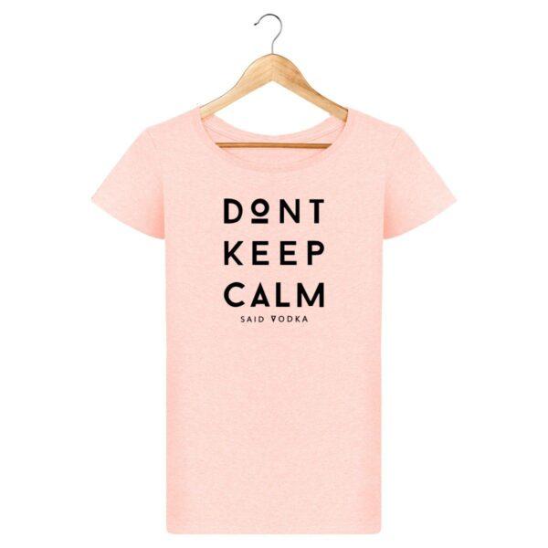 T-shirt Said Vodka - Pour Femme
