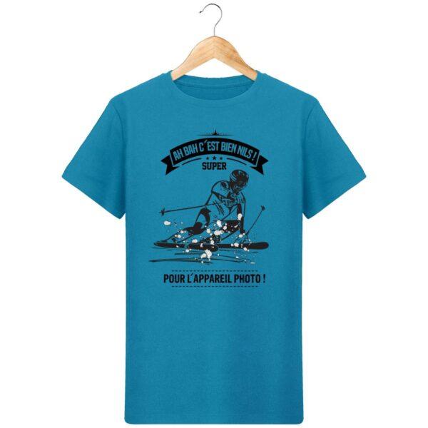 T-Shirt Super Nils - Pour Homme
