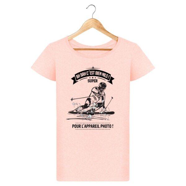 T-shirt Super Nils - Pour Femme