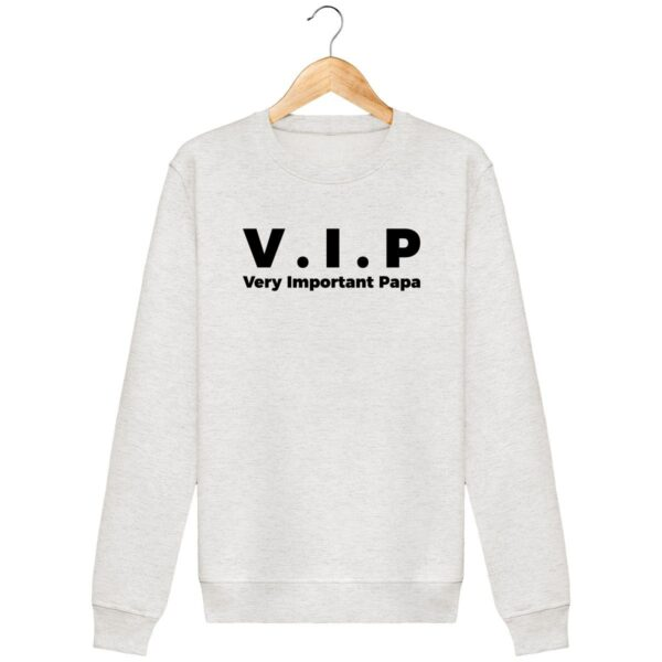 Sweat Very Important Papa - Pour Homme