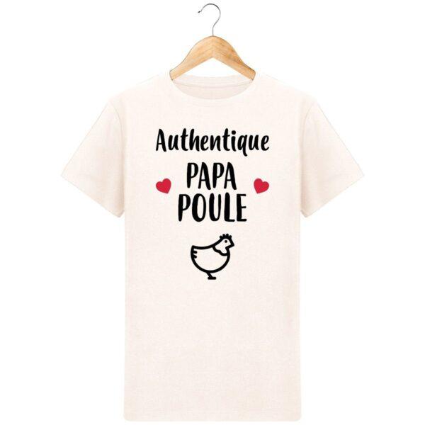 T-Shirt Papa Poule - Pour Homme