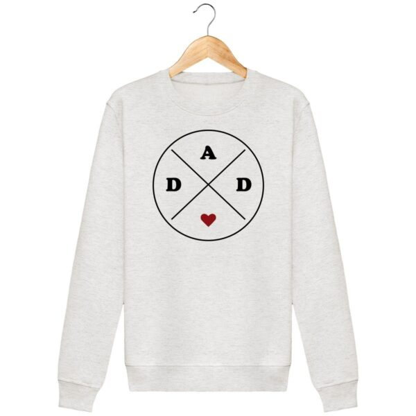 "Sweat DAD <3"" - Pour Homme"