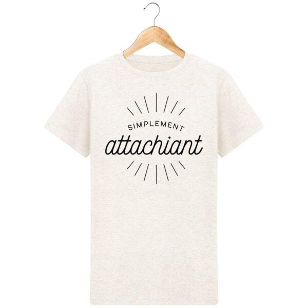 T-Shirt Attachiant - Pour Homme