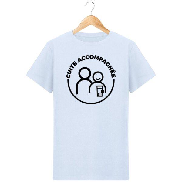 T-Shirt Cuite accompagnée - Pour Homme