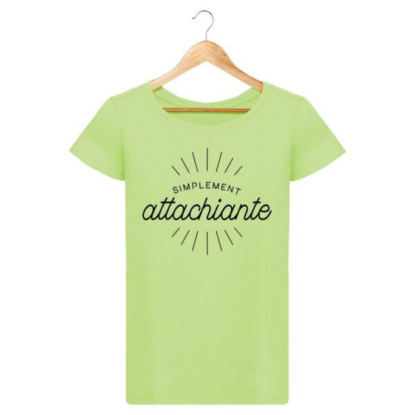 T-shirt Attachiante - Pour Femme