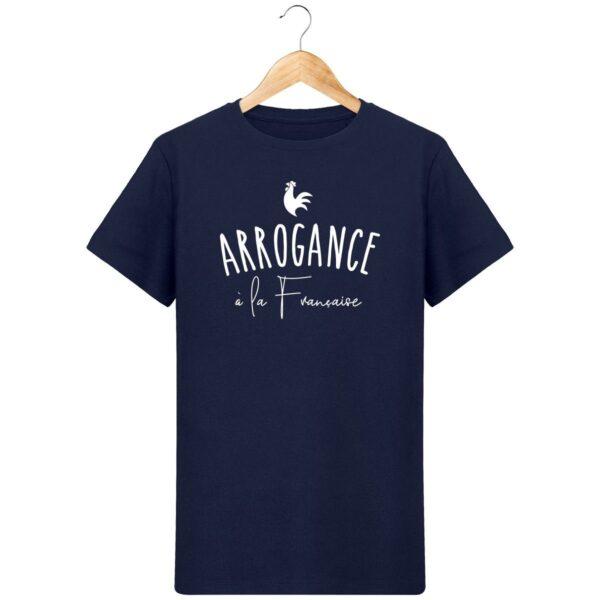T-Shirt Arrogance à la Française - Pour Homme