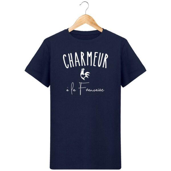 T-Shirt Charmeur à la Française - Pour Homme