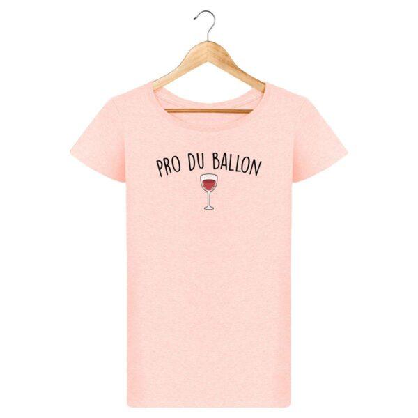 T-shirt Pro du ballon - Pour Femme