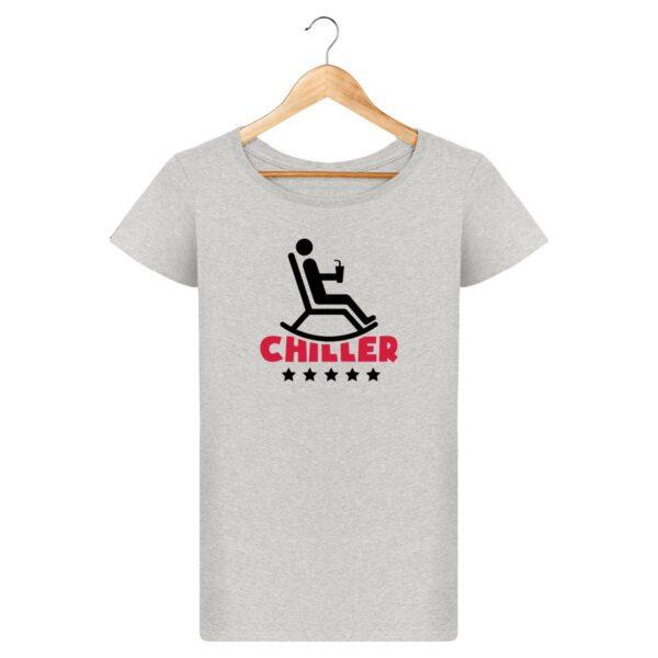 T-shirt Chiller - Pour Femme