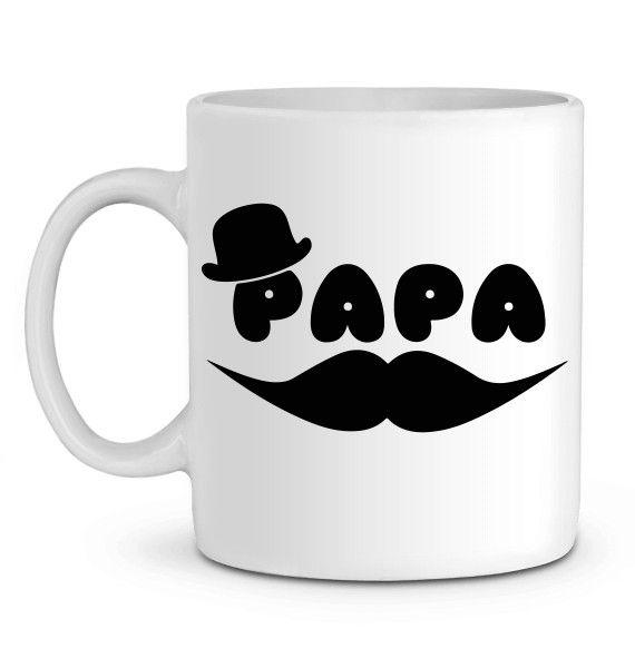 Mug en Céramique Papa