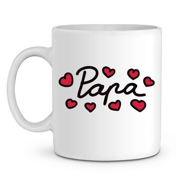 """Mug en Céramique PAPA <3"""""""
