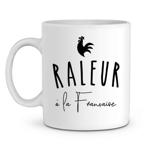 Mug en Céramique Raleur à la Française