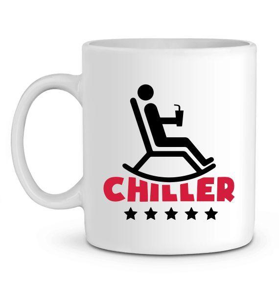 Mug en Céramique Chiller