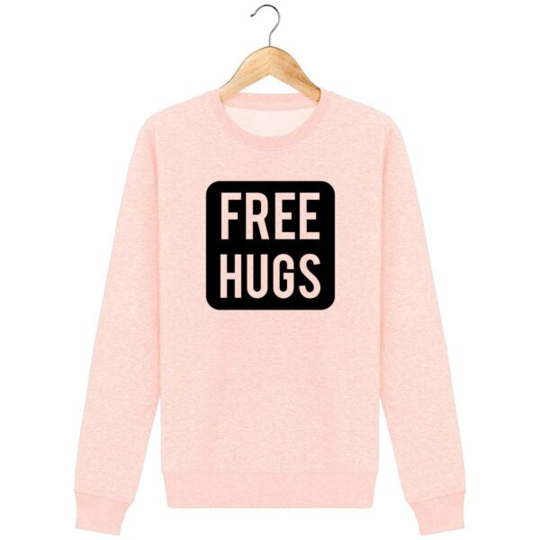 Sweat Free Hugs - Unisexe