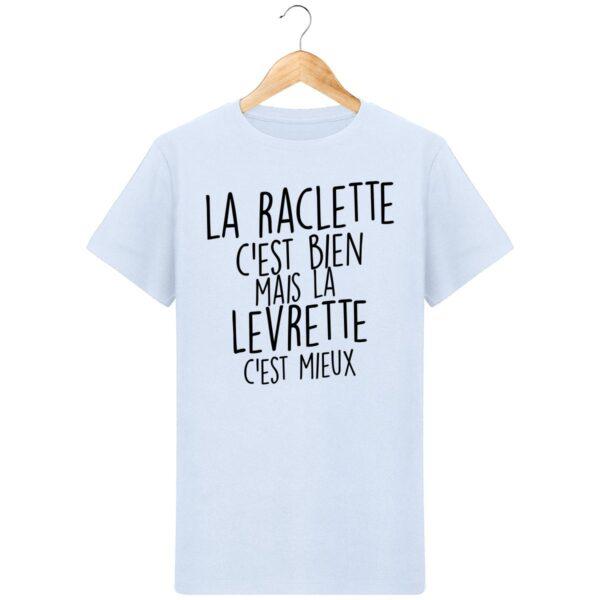 T-Shirt La Raclette c'est bien - Pour Homme