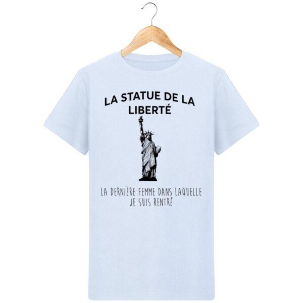 T-Shirt La statue de la liberté - Pour Homme