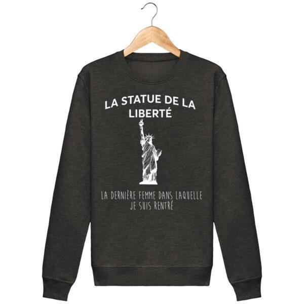 Sweat La statue de la liberté - Pour Homme