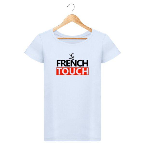 T-shirt La French Touch - Pour Femme