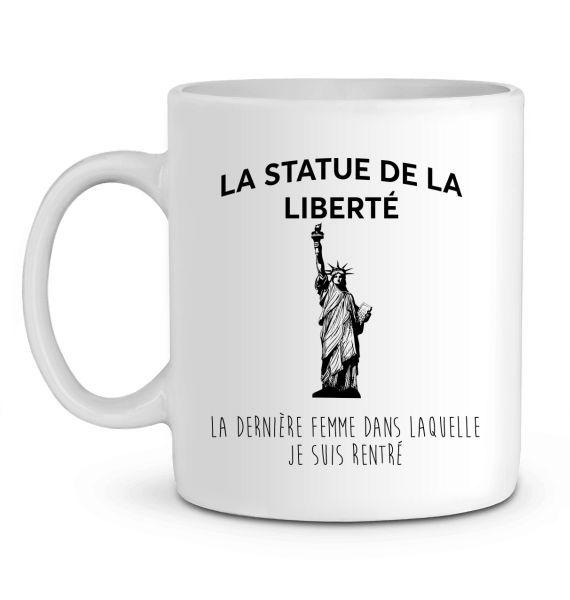Mug en Céramique La statue de la liberté