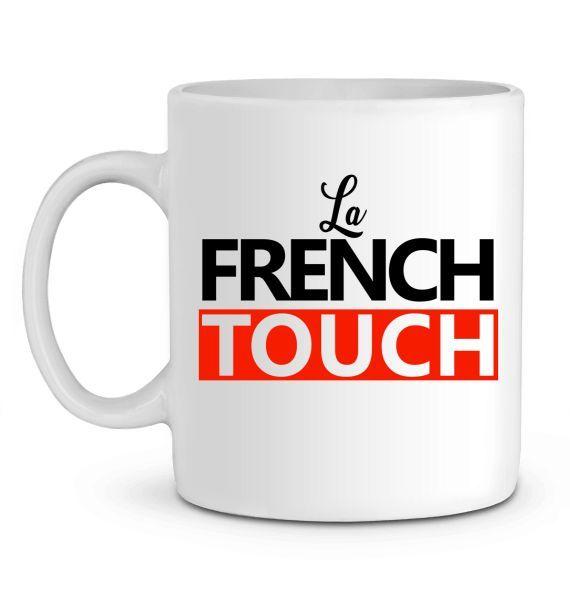 Mug en Céramique La French Touch