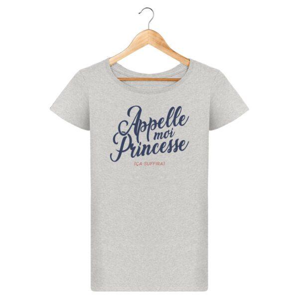 T-shirt Appelle-moi Princesse - Pour Femme