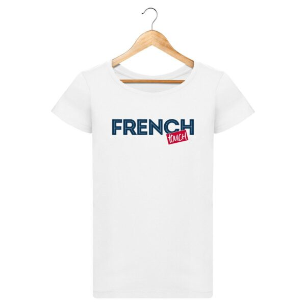 T-shirt French Touch - Pour Femme