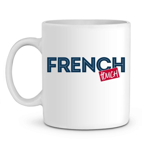 Mug en Céramique French Touch
