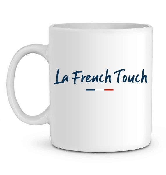 Mug en Céramique La French Touch #2
