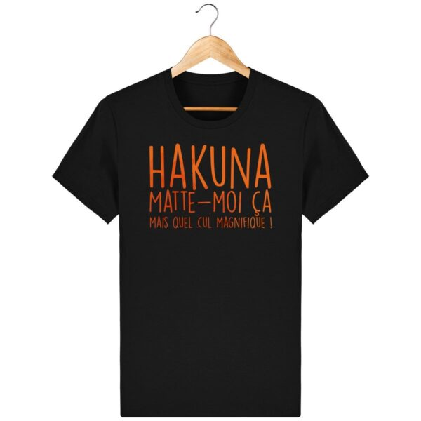 Tee Shirt Hakuna Matte-moi ça - Pour Homme