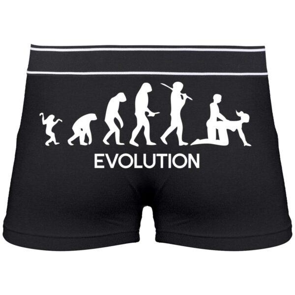 Boxer Evolution de l'Homme