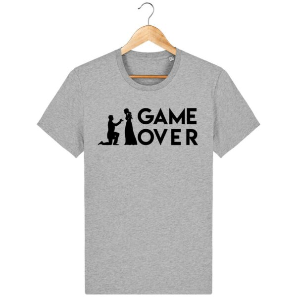 Tee Shirt Game Over - Pour Homme