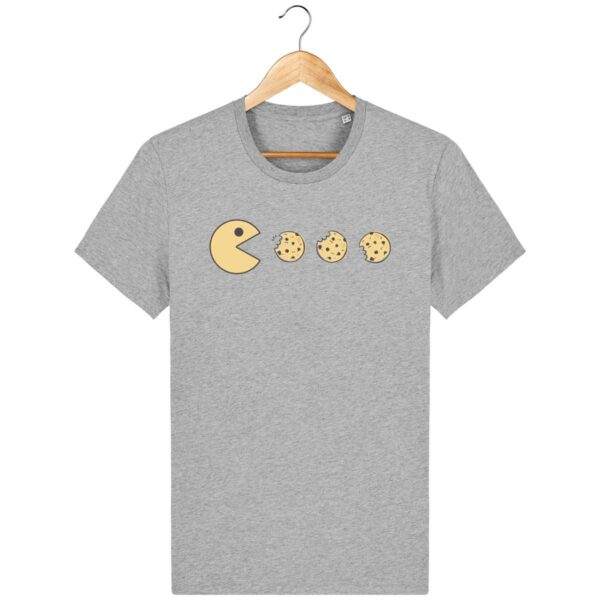 Tee Shirt PAC MAN - Pour Homme