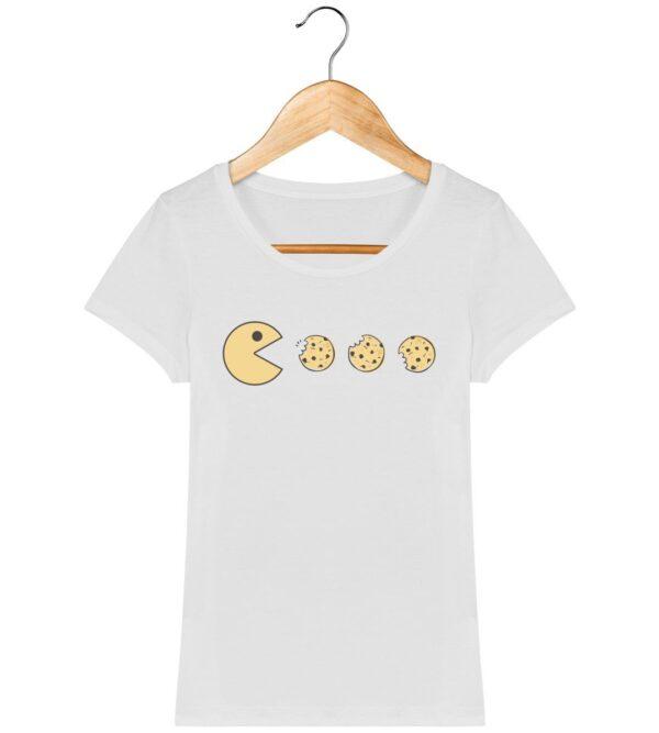 Tee Shirt PAC MAN - Pour Femme