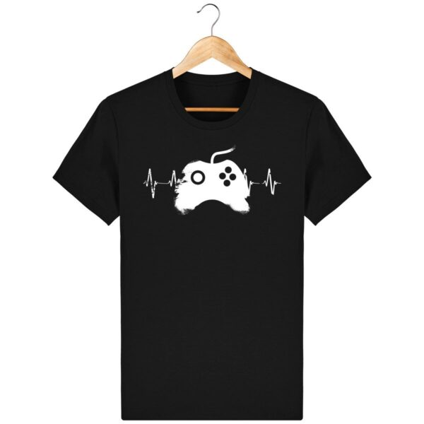 Tee Shirt GAMER - Pour Homme